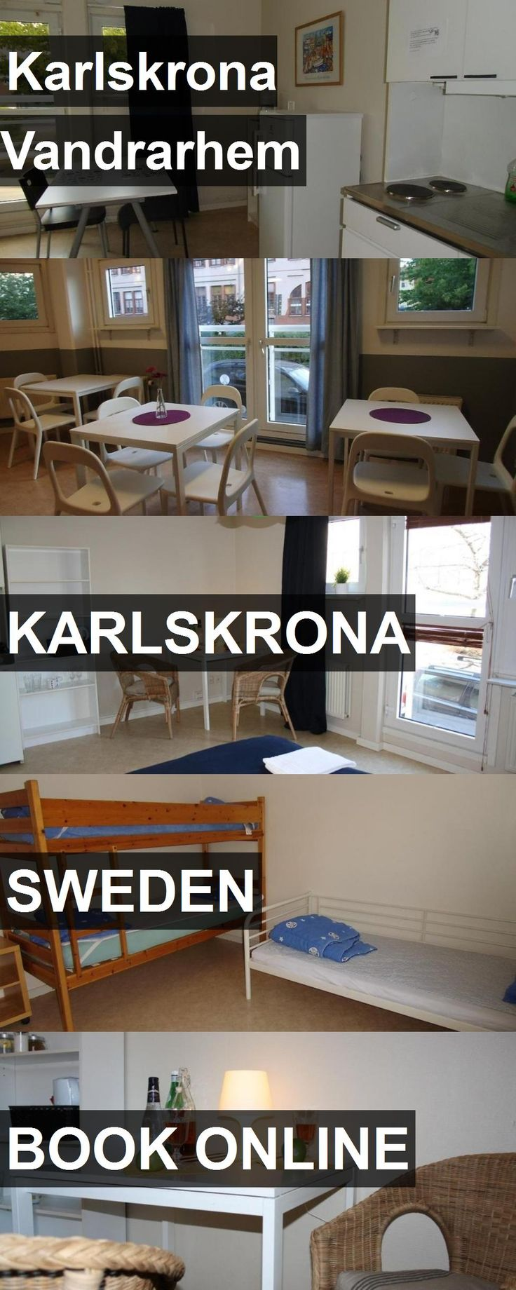 Hotel Karlskrona Vandrarhem in Karlskrona, Sweden. For more information, photos, reviews and best prices please follow the link. #Sweden #Karlskrona #travel #vacation #hotel