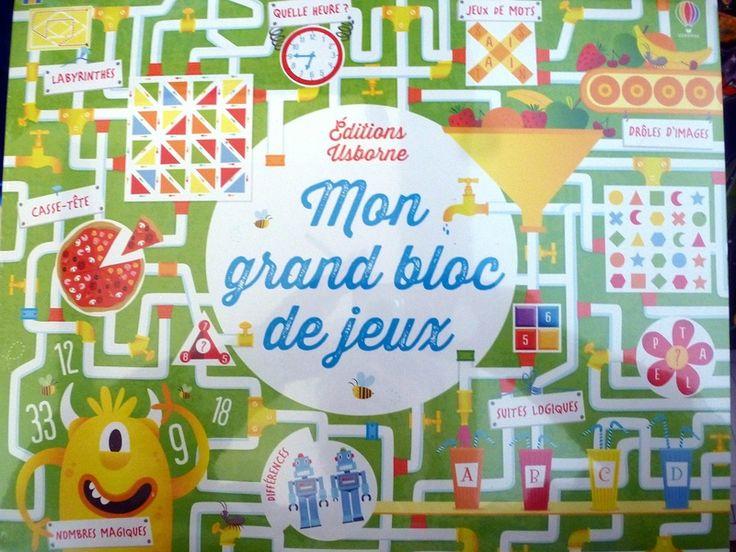 Présentation des nouveaux livres des Éditions Usborne