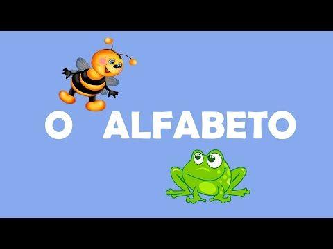 Aprendendo o alfabeto - YouTube