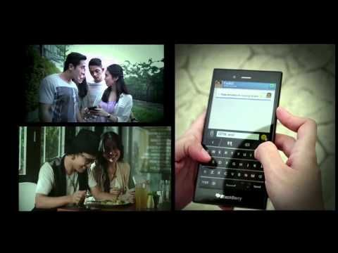 BlackBerry Z3, Jakarta Edition : Official TVC (Stand Up Comedian)