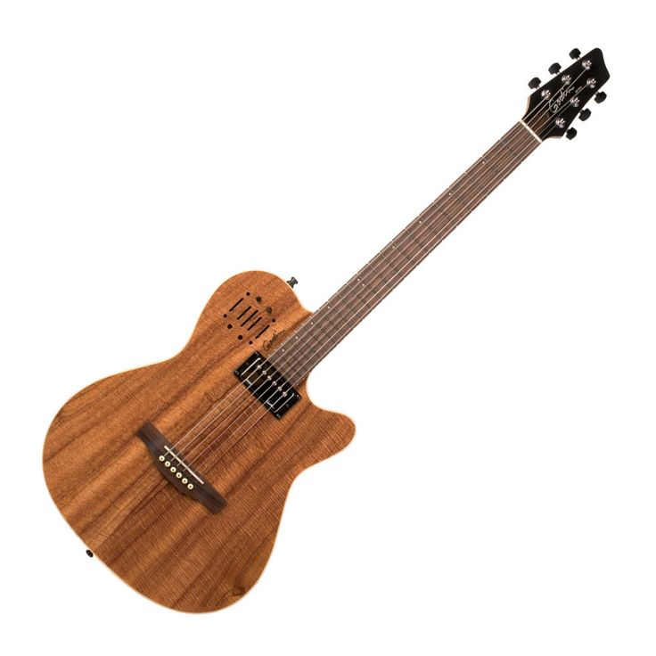 guitare godin | Guitare Godin A6 Ultra Koa High Gloss