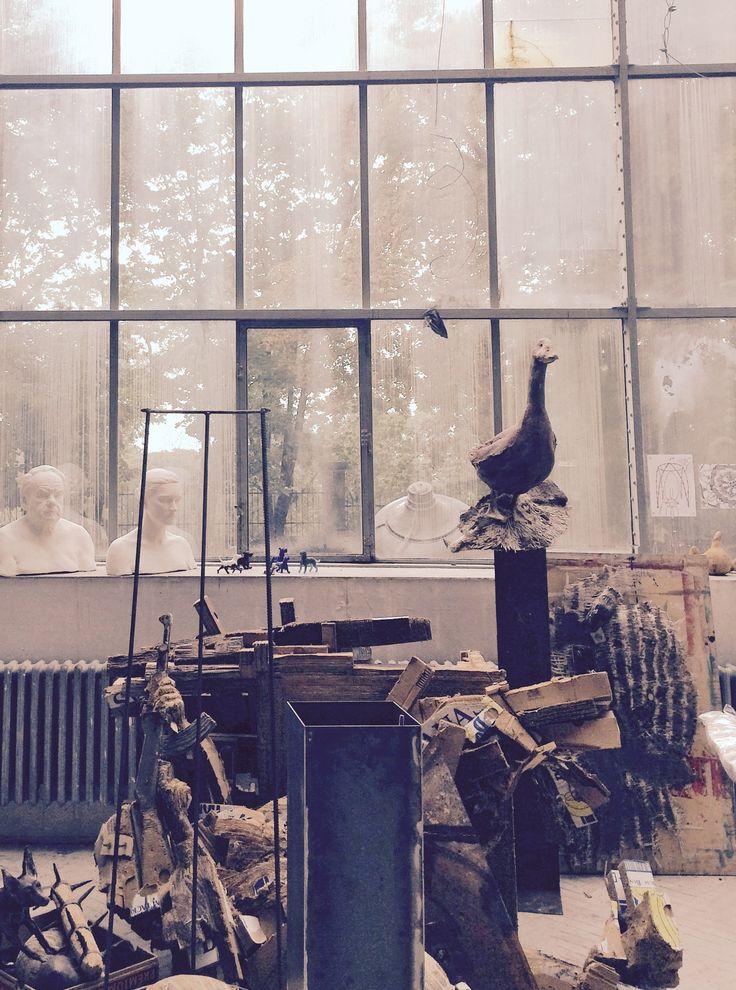 Atelier AVU Prague