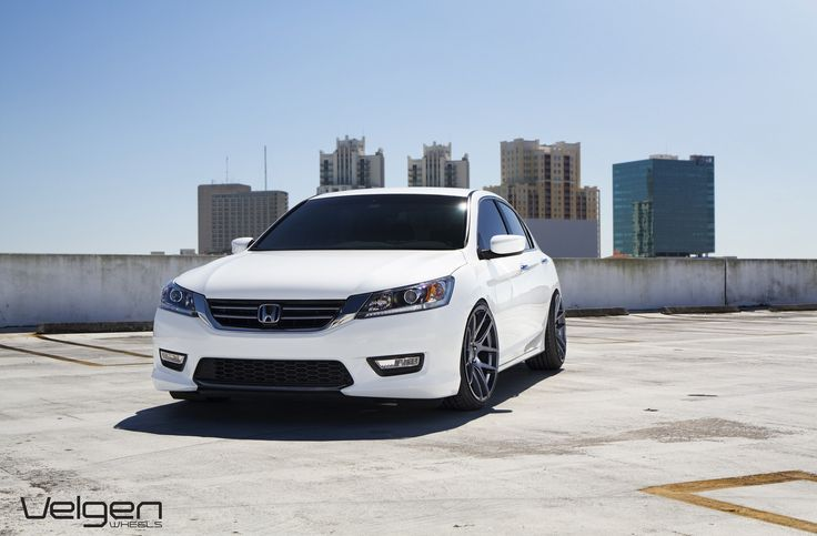 HONDA ACCORD SPORT VELGEN WHEELS VMB5 CONCAVE