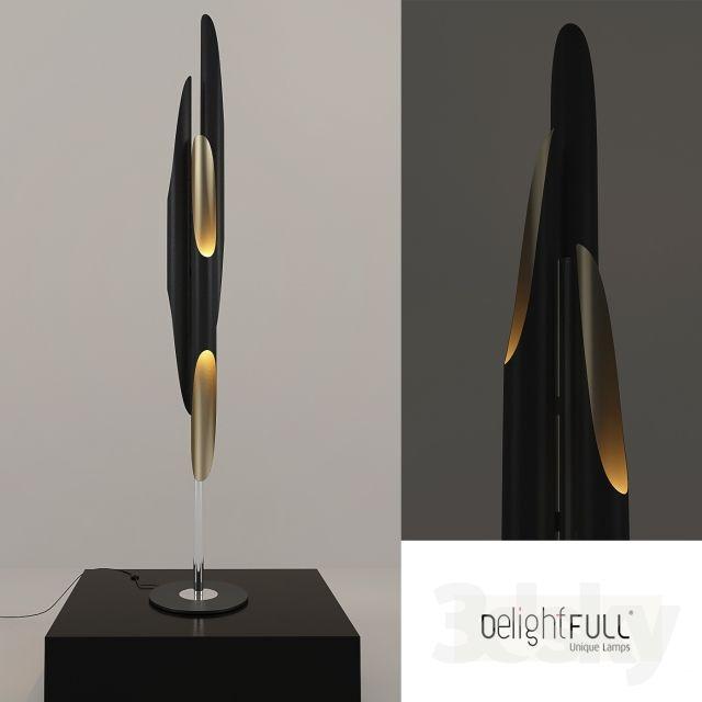 DELIGHTFULL COLTRANE FLOOR LAMP