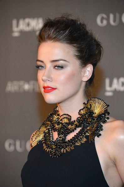 Amber Heard Hair