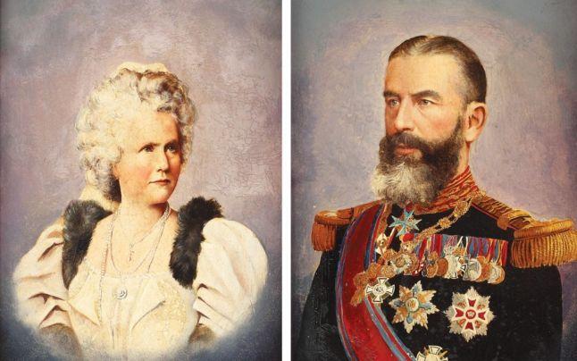 Regi catolici, regine protestante, copii ortodocşi: mozaic confesional în Casa Regală a României