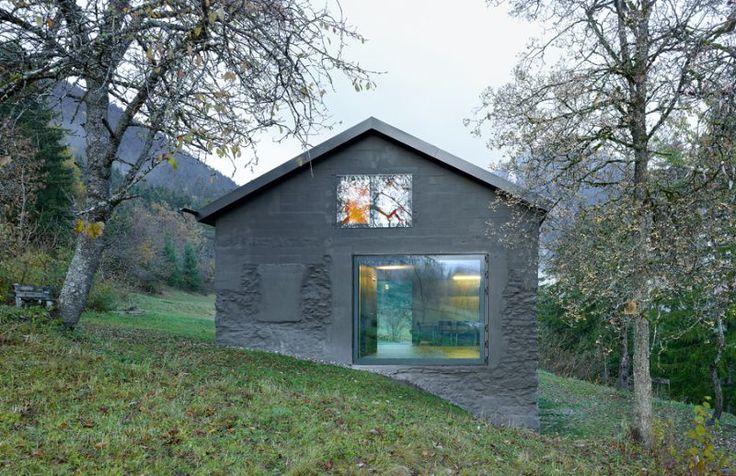 savioz house INTERIOR - Cerca con Google