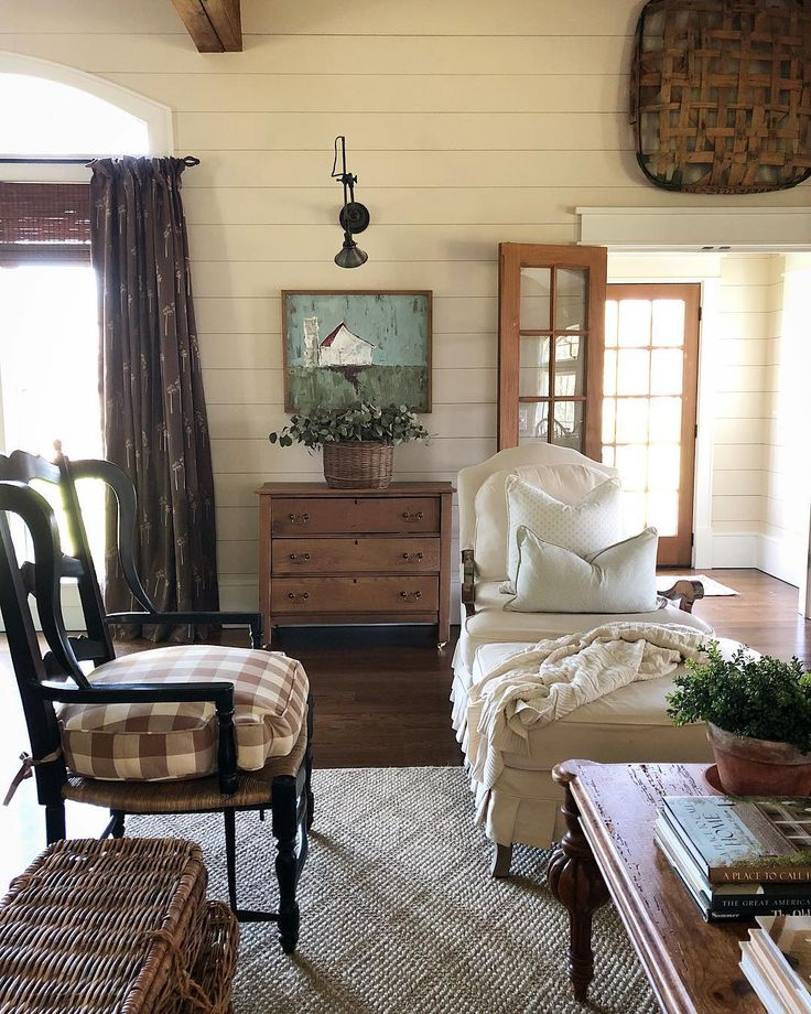 5164 Best ***Cozy Cottage Living Rooms*** Images On