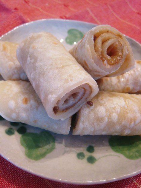 昭和の味 小麦粉でパッパと作れちゃう 簡単おやつです