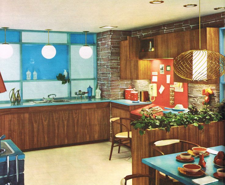386 best images about 1960s kitchen on Pinterest | Vintage ...