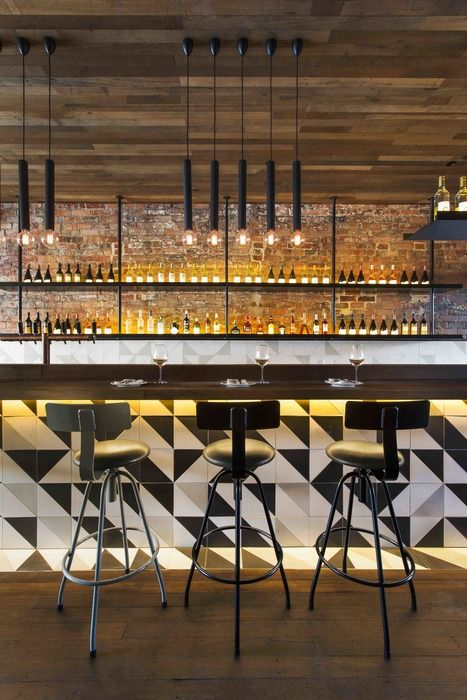 The Milton Bar Restaurant By Biasol Design Studio Photo Ari Hatzis