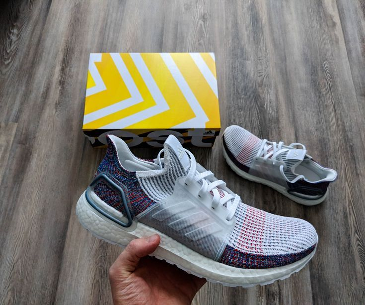 Rate the new adidas Ultra Boost 19