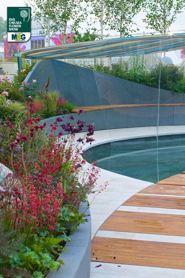 RHS Chelsea Flower Show - Show Garden - Positively Stoke-on-Trent Bartholomew Landscaping & Stoke-on-Trent City Council Partnership