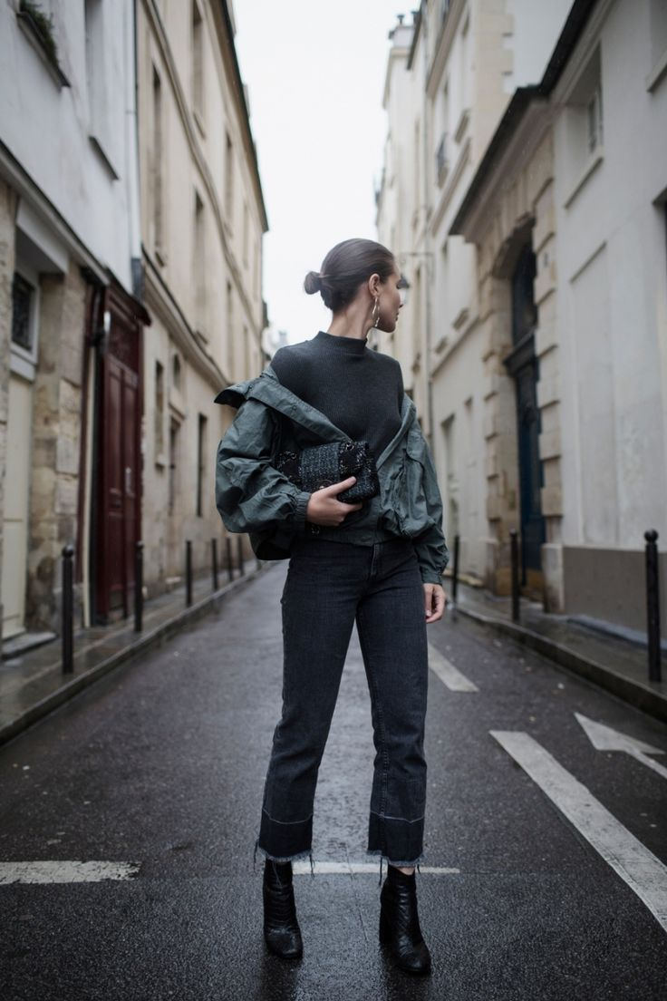 Paris Streetstyle | outfit | Uniqlo | HarperandHarley
