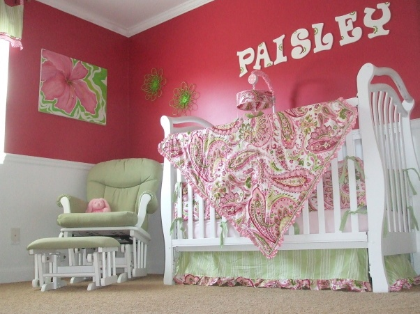 Paisleys Nursery