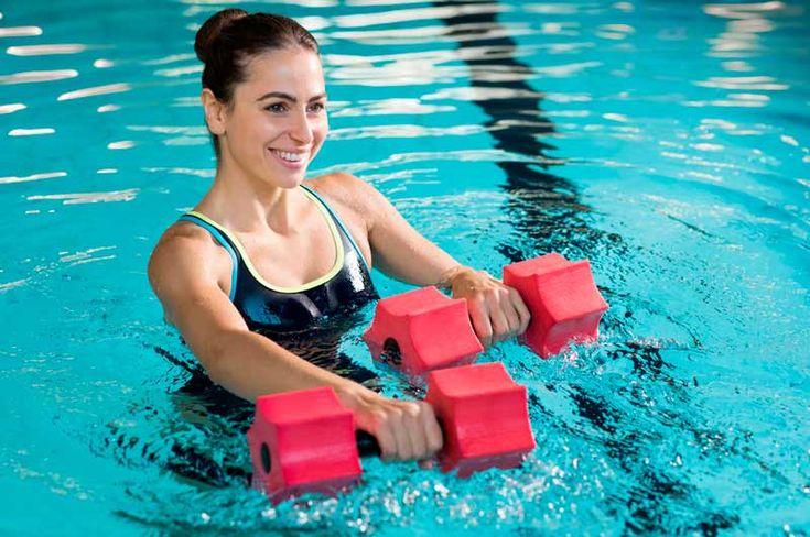 Los beneficios del aquagym para tu organismo