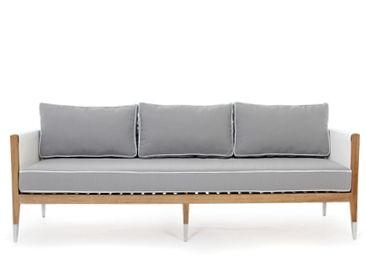 Outdoor funiture: Oslo Outdoor Three Seater Sofa