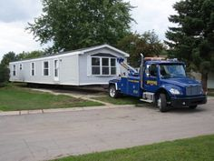 What are some companies that buy manufactured homes?