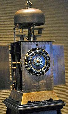 Wadokei, orologio da tavolo giapponese, Settecento. Periodo Edo - Wikipedia