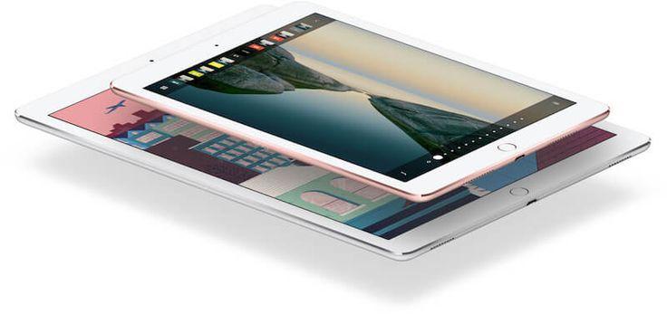 Noile iPad Pro de la Apple foarte aproape de lansare