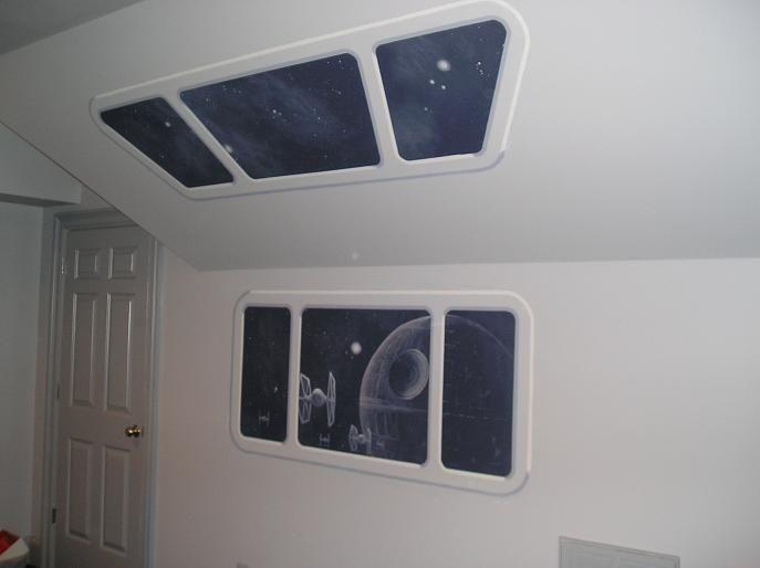 141 best star wars room images on Pinterest Star wars bedroom - star wars bedroom ideas
