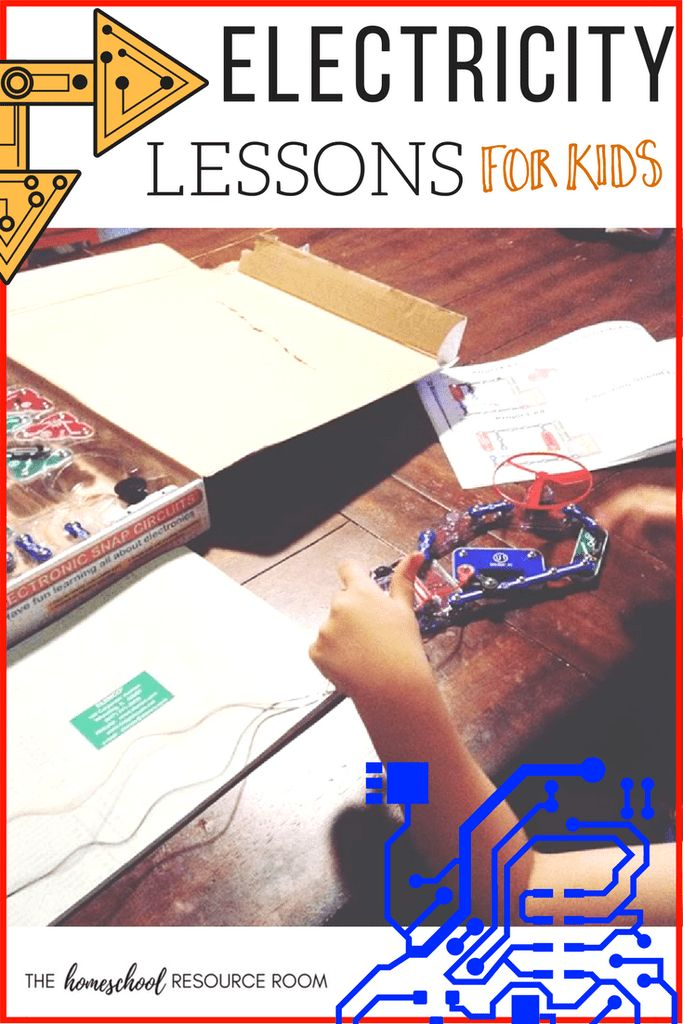 Electricity lesson for kids, hands-on projects, worksheets, and links. Learn all about electricity!