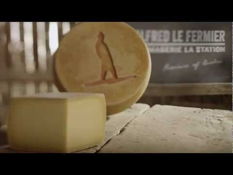 Cheese Maker Story - Alfred Le Fermier, La Station | All You Need is Cheese …#CDNcheese #simplepleasures http://www.fromagerielastation.com/