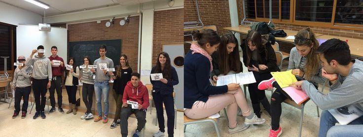 """#Alumnos de la Escuela de Animadores Edetania de la Universidad Católica de #Valencia """"San Vicente Mártir"""" en el curso de monitores. #CercaníaUCV"""