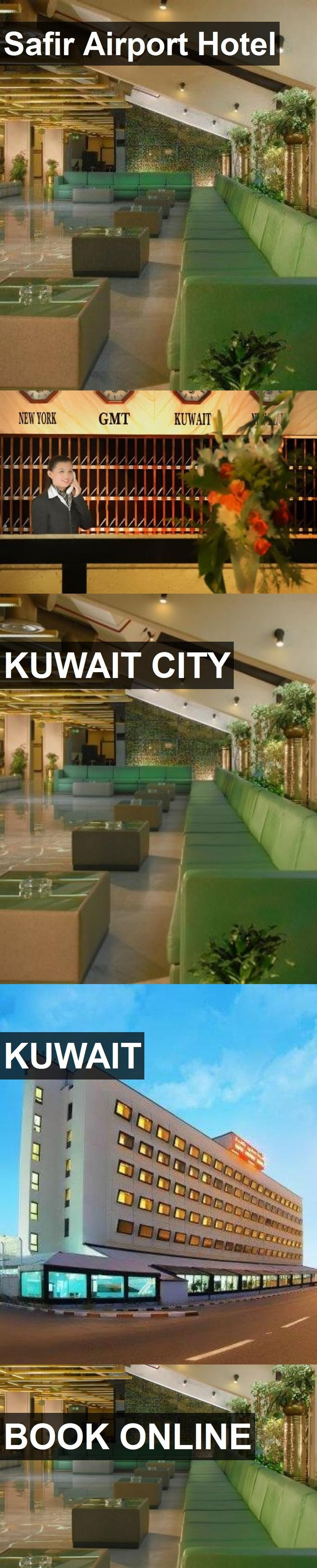 Safir Airport Hotel in Kuwait City, Kuwait. For more information, photos, reviews and best prices please follow the link. #Kuwait #KuwaitCity #travel #vacation #hotel