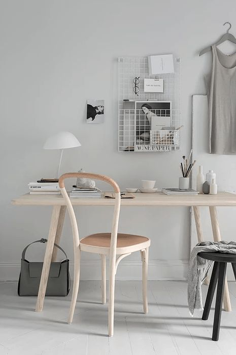 Soft tones - via Coco Lapine Design