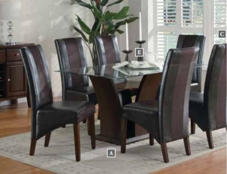 If Youve Got A Formal Dining Room You Know Just How Well Glass Top Table Can Complement Your Space But Although Tables Are Oft