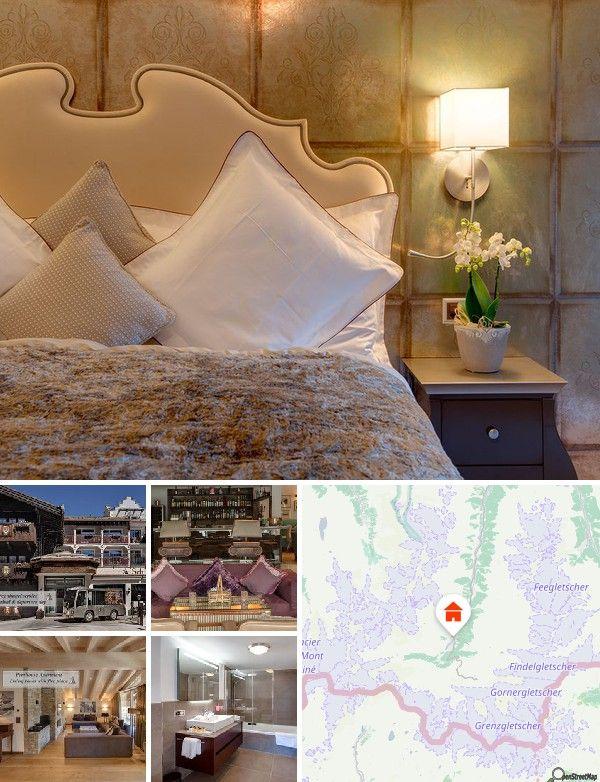 O hotel situa-se no centro de Zermatt. Em poucos minutos poderá alcançar diversos estabelecimentos comerciais e locais de entretenimento, bem como dos teleféricos de Gornergrata. A estação de comboios e o terminal de autocarros da localidade são igualmente alcançáveis em poucos minutos a pé.