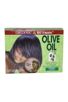 Organic R/s Root Stimulator Olive Oil No-lye Relaxer Extra Strength Kit: Stimulator Olive, Olive Oils, Strength Kit, Extra Strength, Hair Relaxers, Relaxer Products, Oil Relaxer