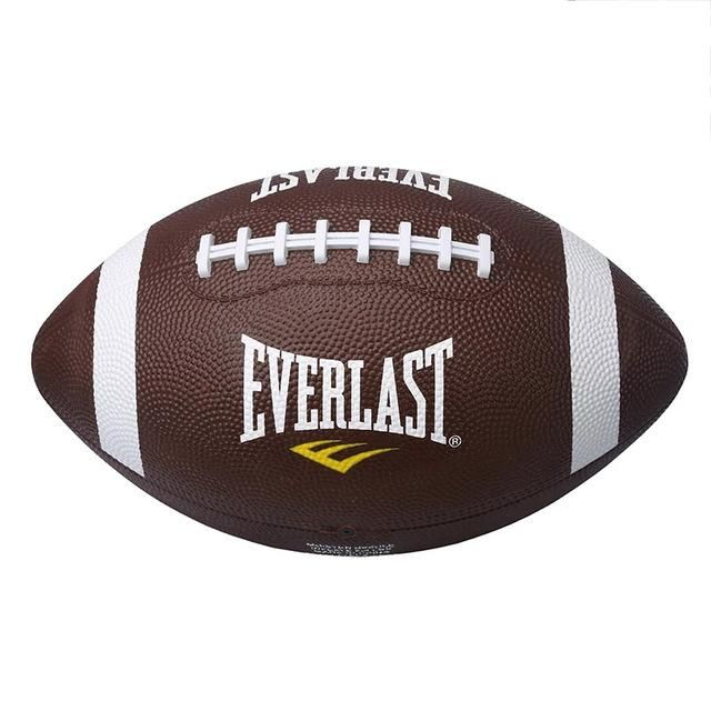 1 Piece American Football Ball Sizes 9 Standard Rugby Usa
