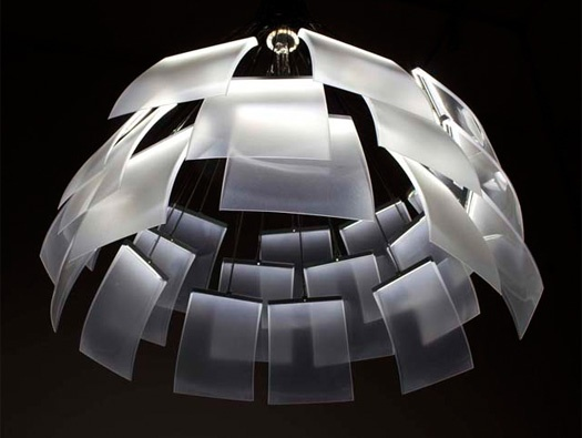 Mechanical Blooming Lamp