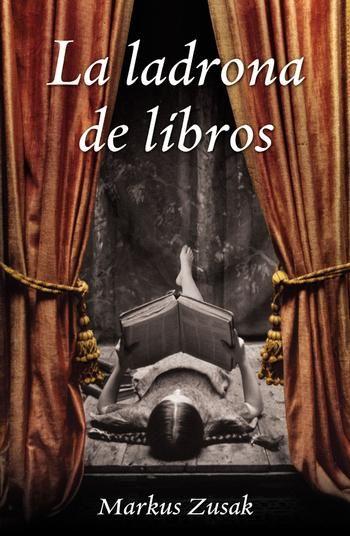 La Ladrona de Libros - Markus Zusak, historia de una niña alemana, narrada por la misma muerte