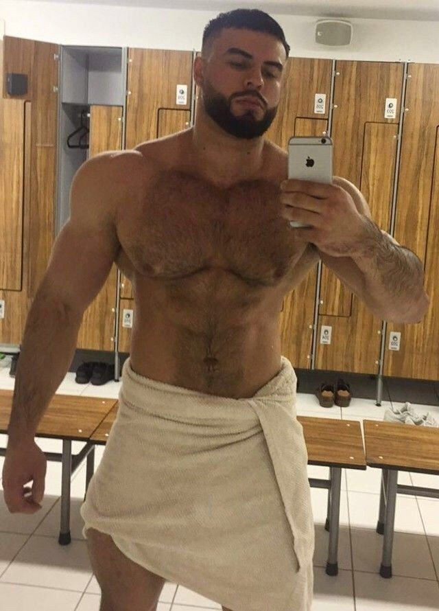 Hairy men nude asses