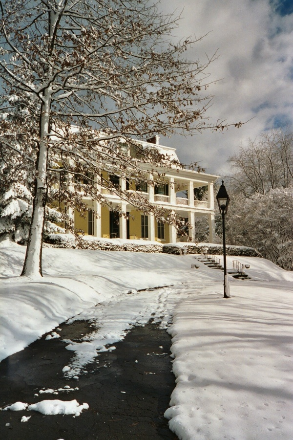 The Baldwin Reynolds House Museum Pennsylvania