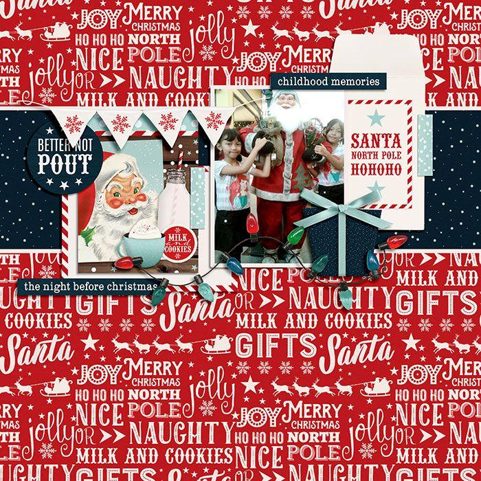 Celebrate Christmas: Dear Santa by Kristin Cronin-Barrow.