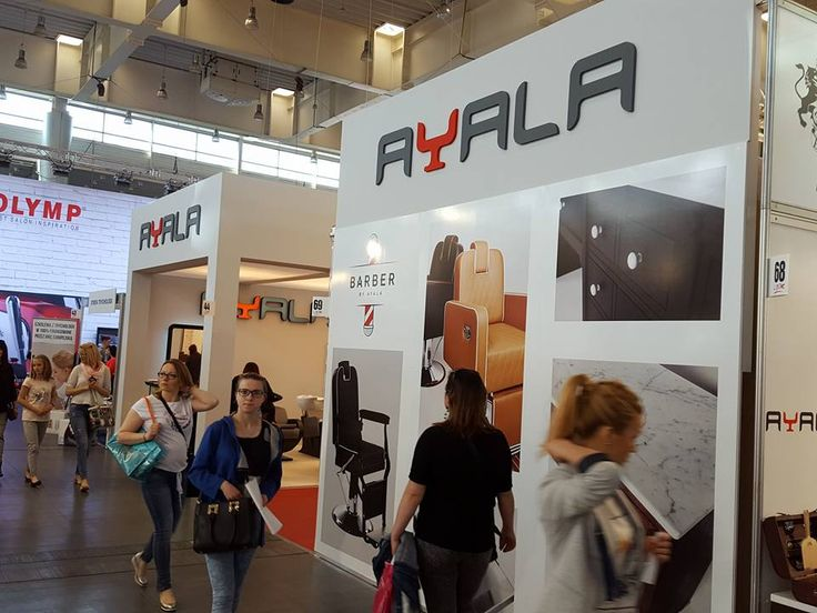Ayala furniture stand at LOOK  2016 fair in Poznań- Poland. #Salonideas #Salondesign