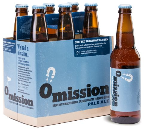 Widmer's Omission Pale Ale