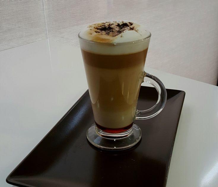 #Latte #Caramelo en #tuplyncoffee. www.tuplyncoffee.com