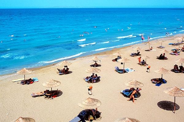 Amoudara Beach, Greece