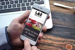 Disponibile per tutti i dispositivi #LAZGELATO ufficialmente on line! #gelato #lattedibufala #leggero #gustoso #digeribile #piùsano www.lazgelato.com