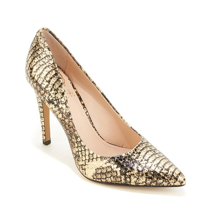 Vince Camuto Kain Pointed-Toe Classic Pump - Yellow