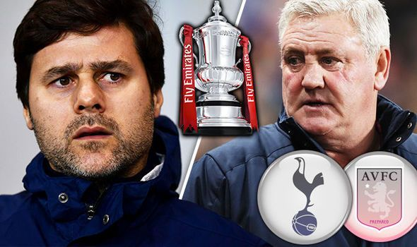 FA Cup LIVE: Tottenham drawing with Villa Chelsea cruise through and Liverpool struggle