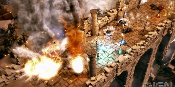 Lara Croft and the Temple of Osiris to have loot - Lara Croft and theGuardian of Light shared a few passing similarities with Diablo, given its isometric overhead perspective. The upcoming sequel Temple of Osiris will take