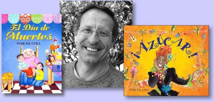 """Variados expertos en literatura infantil concuerdan que Ivar Da Coll """"es uno de los más reconocidos autores colombiano contemporáneos ilustrador y escritor de libros infantiles..."""