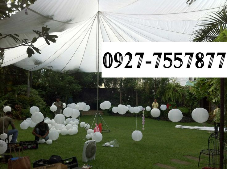 This is the perfect party tent for your wedding graduation church function or & 26 best Event parachute tent images on Pinterest | Tent canopy ...