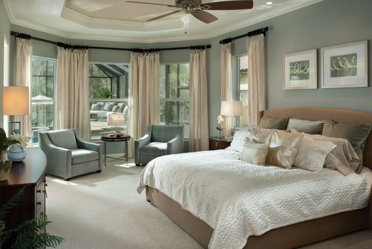 candice olson bedding candice comforter brown bed with headboard cream pillows antique ceiling fan and lamp of Elegant Candice Olson Bedding Ideas That Will Complete Your Bedroom